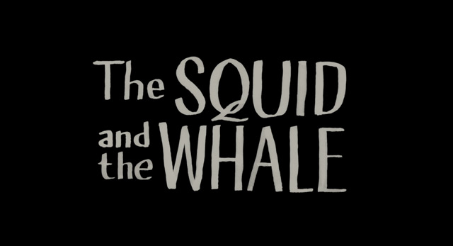 the squid and the whale title